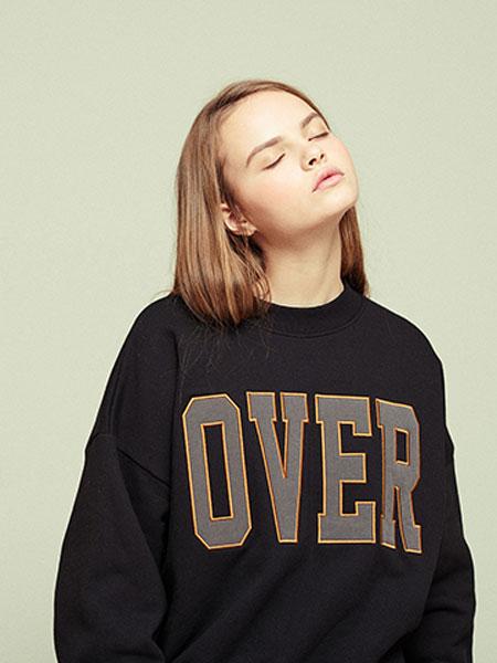 NOYCOMMON国际品牌品牌2020春夏新款印字长袖卫衣