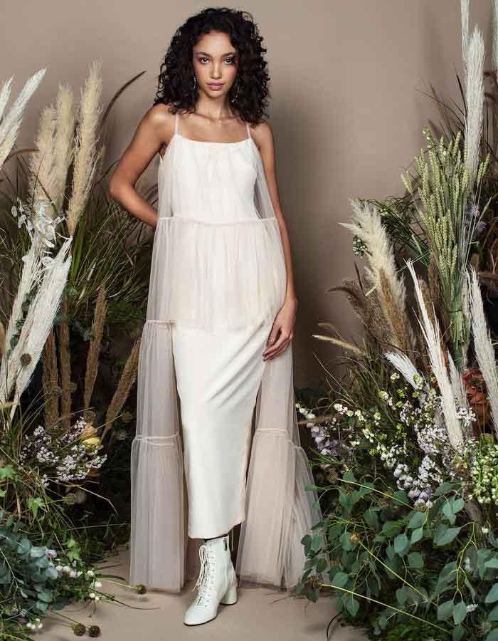 Bazza Alzouman国际品牌品牌2020春夏新款纯色气质连体衣