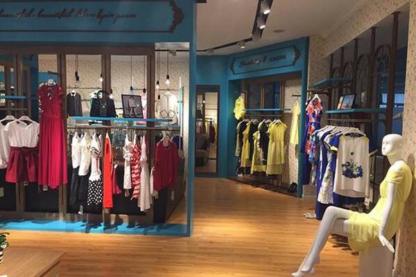 卡歌娜品牌店铺展示
