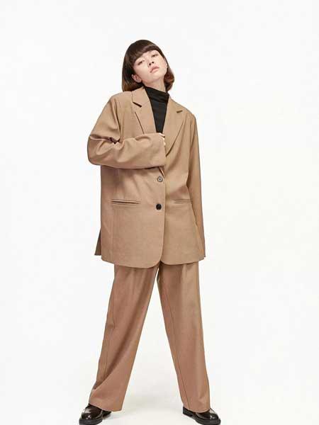 LIULIU MO刘刘墨女装品牌2020春夏新款纯色丝绸夹克套装