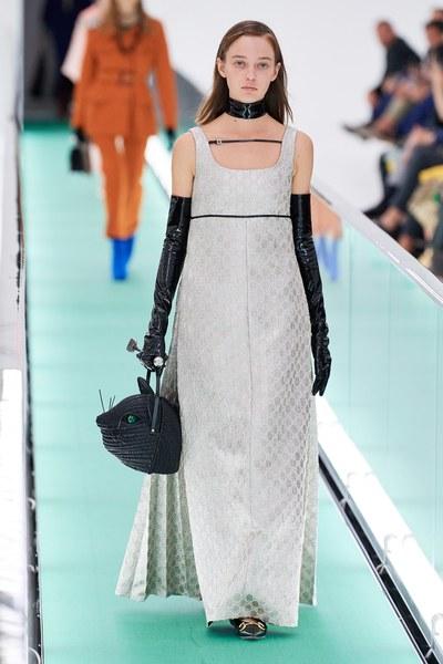 Gucci2020春夏高级高级成衣秀 回归复古 品位经典