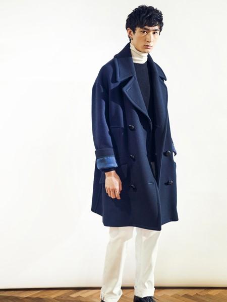 MADISONBLUE国际品牌品牌2020春夏时尚毛呢外套