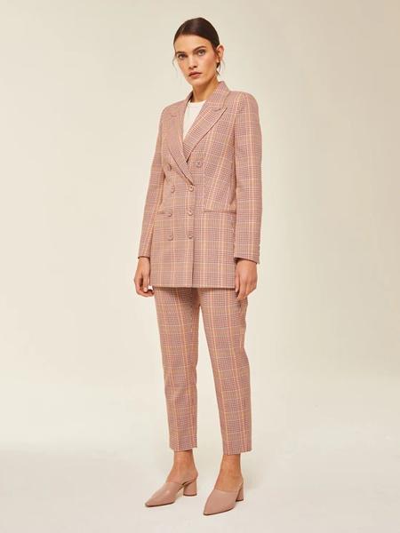 Ivy & Oak国际品牌品牌2020春夏时尚西装套装