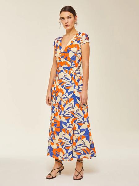Ivy & Oak国际品牌品牌2020春夏花色连衣裙