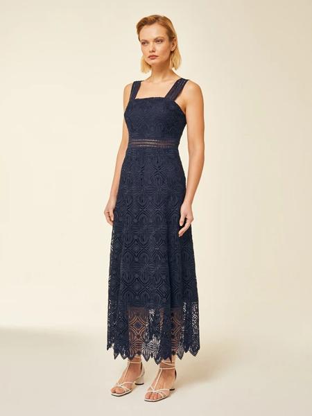 Ivy & Oak国际品牌品牌2020春夏蕾丝纱裙