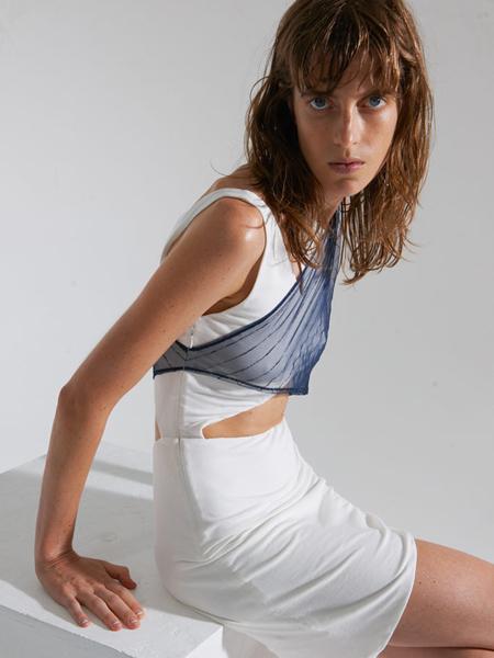 Giuseppe Buccinna国际品牌2020春夏夜店风连衣裙