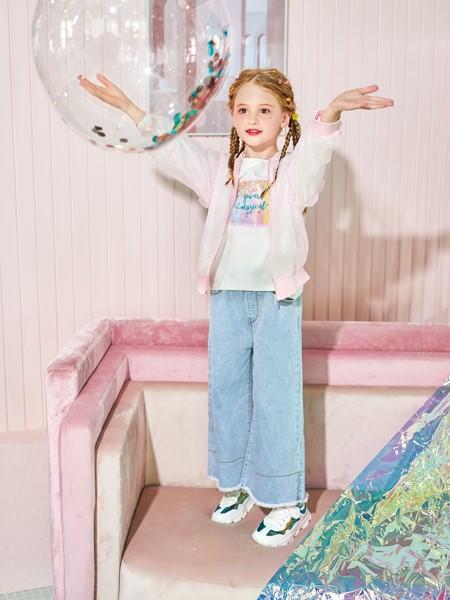 卡儿菲特童装童装品牌2020春夏休闲棒球服