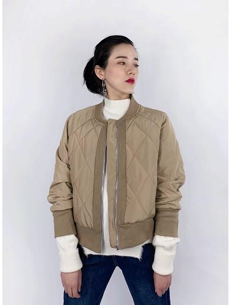 筱陌女装品牌2020秋冬短款气质外套
