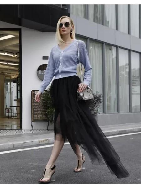 T'ameril(天美瑞尔)女装品牌2020春夏针织开衫上衣