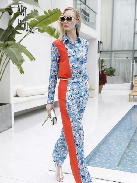 T'ameril(天美瑞尔)女装,引导东方设计风潮