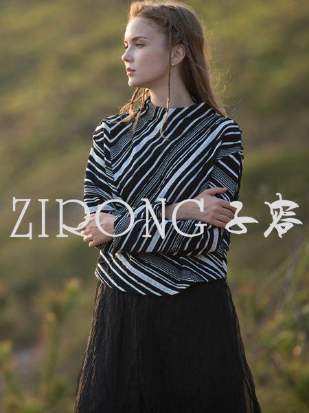 子容女装品牌2020春夏设计感衬衫