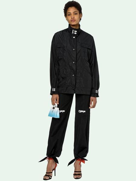 Off-White国际品牌2020春夏休闲夹克衫