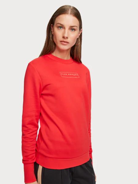 Scotch& Soda国际品牌品牌2020春夏纯棉T恤
