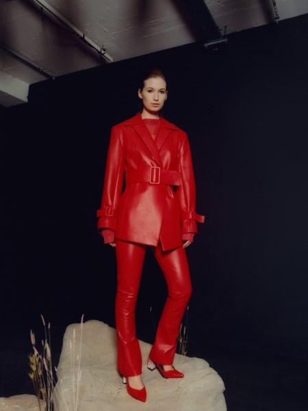 Milo Maria国际品牌品牌2020春夏个性时尚套装