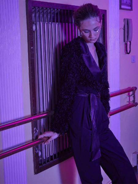 AINEA国际品牌品牌2020春夏性感外套