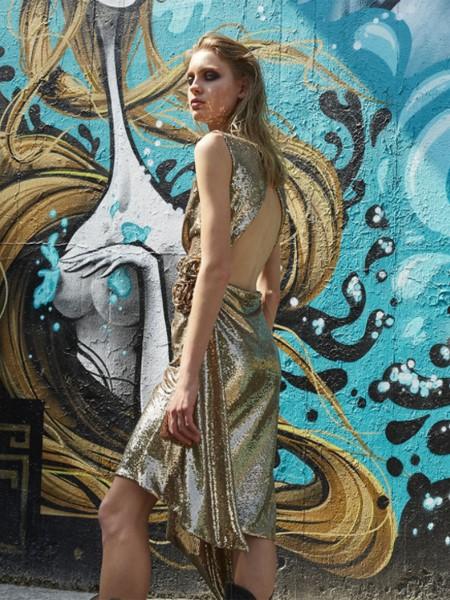 AINEA国际品牌品牌2020春夏设计感上衣