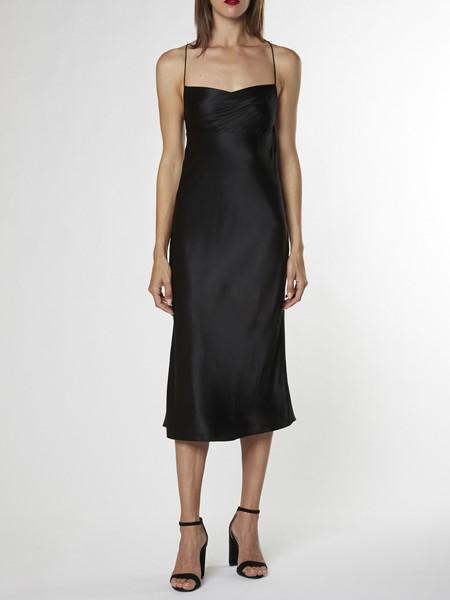Michelle Mason国际品牌品牌2020春夏香港吊带裙
