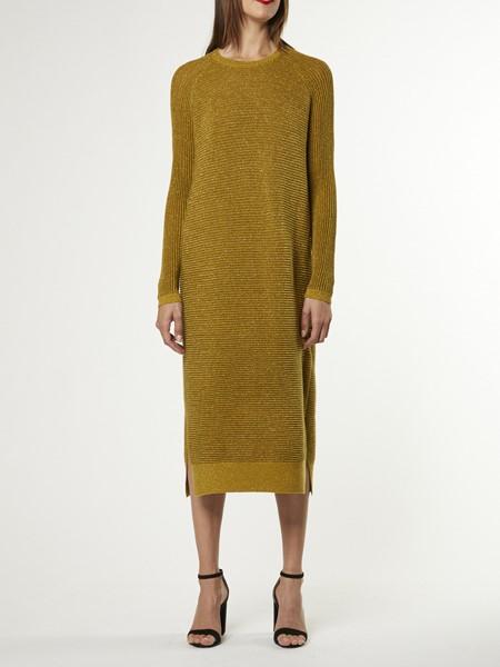 Michelle Mason国际品牌品牌2020春夏长款针织裙