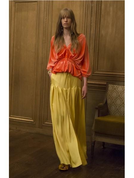 Hellessy国际品牌品牌2020春夏设计感衬衣