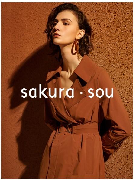 sakura・sou女装品牌2020春夏新品