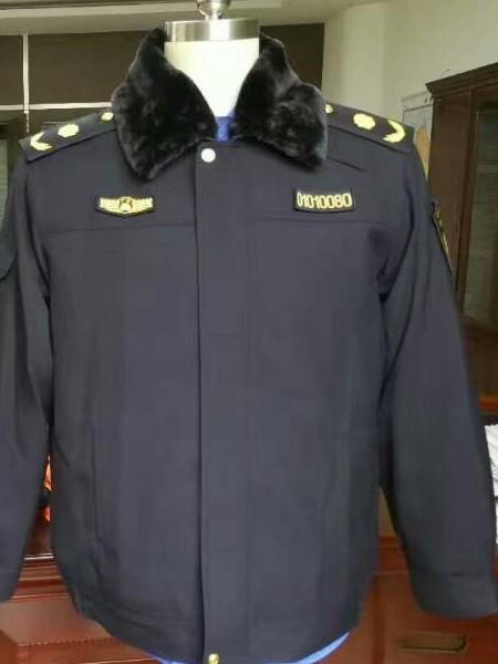 矿山救援(救护队)服装-矿山救援制服标准样式