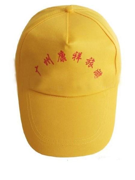 广州荔湾区定制夏季广告鸭舌帽-团体宣传广告鸭舌帽定制批发