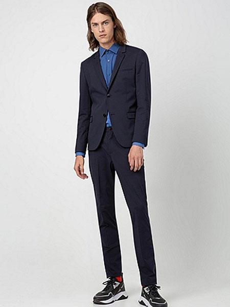 HUGO国际品牌2020春夏男士经典商务正装西服套装