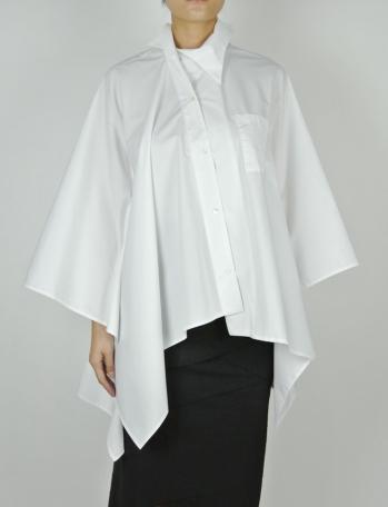Blackmerle2020春夏纯色简洁真丝衬衫