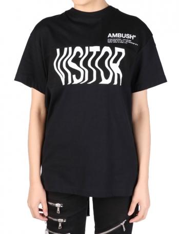 Blackmerle国际品牌2020春夏新款纯色印字短袖上衣