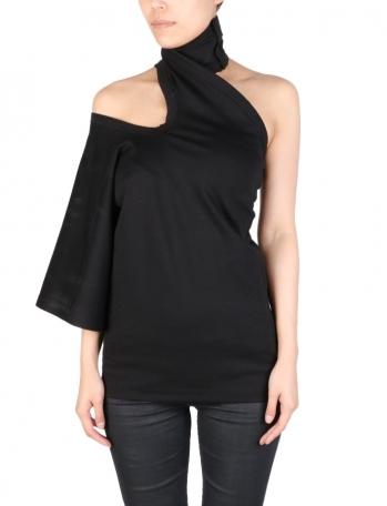 Blackmerle国际品牌品牌2020春夏纯色气质性感上衣