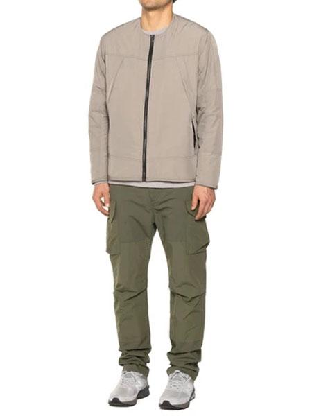 HAVEN2020春夏新款纯色飞行员夹克