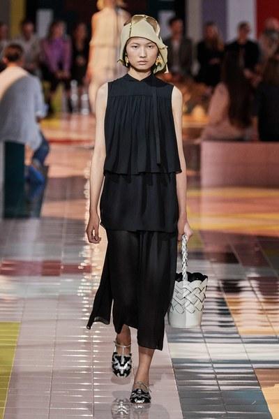 Prada(普拉达)2020春夏女装 美丽永远在于细节