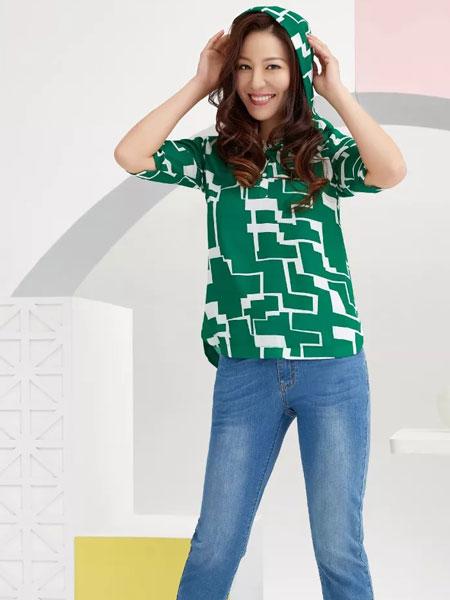 吉蒂女装品牌2020春夏新款纯色个性卫衣