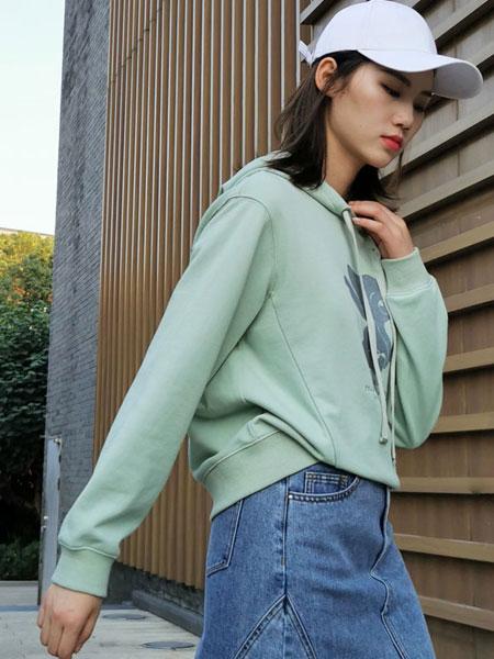 Rhema女装品牌2020春夏新款ins潮宽松T恤套头上衣女