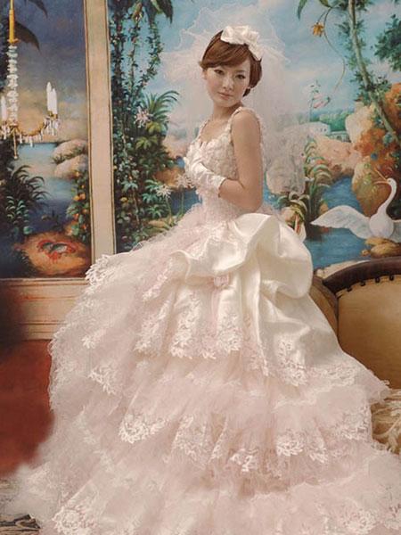 蔡美月女装品牌2020春夏新款婚纱系列