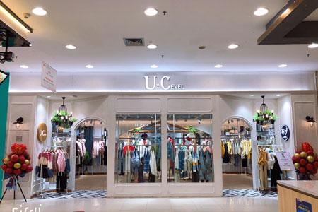 U-Cevel品牌店铺展示