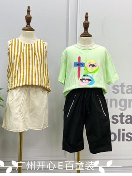 吾名堂夏童装品牌2020夏新品