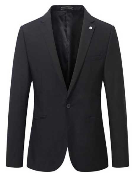 LAXDN/莱克斯顿男士西服套装 2020春夏新礼服西装外套