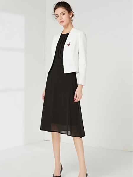 经典故事女装品牌2020春夏新款纯色气质ol西装外套