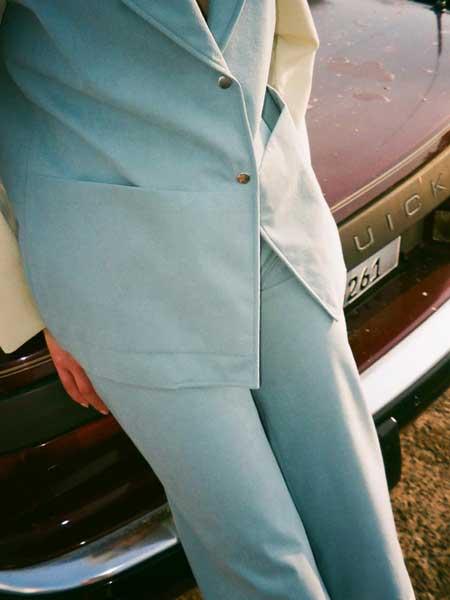 Acephala国际品牌2020春夏套装西装