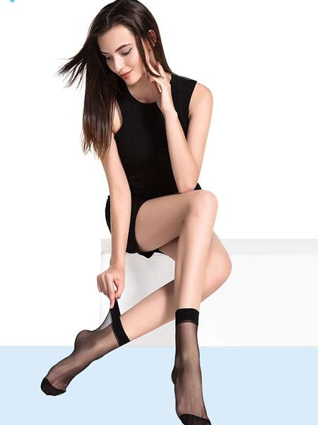 宝娜斯防勾丝防掉档薄款春秋冬黑肉色连裤袜丝袜女大码菠萝袜