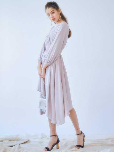 MERCURYDUO国际品牌品牌2020春夏知性连衣裙