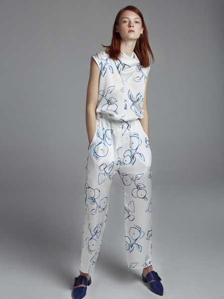 Moises Nieto国际品牌品牌2020春夏素雅衬衣