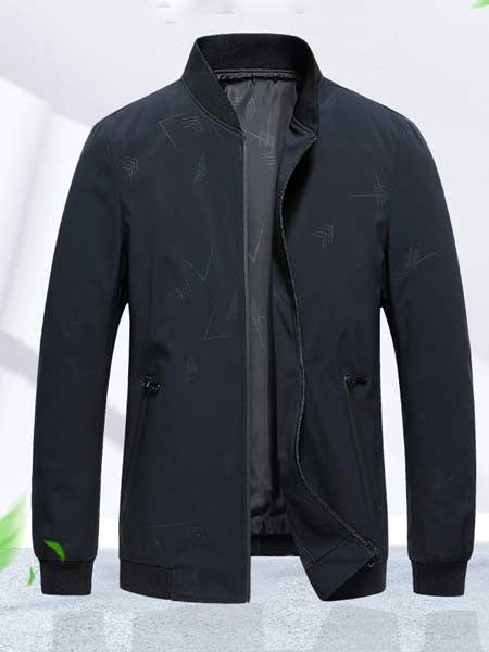 太子龙男装品牌2020春夏新款棒球领时尚休闲上衣青年商务简约男士工装外套