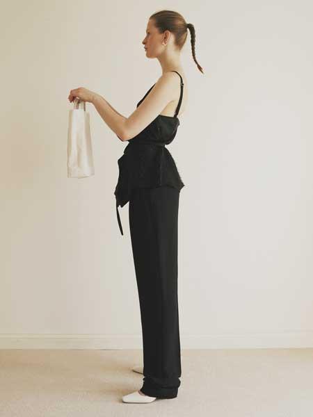 Malaikaraiss国际品牌品牌2020春夏时尚吊带裙