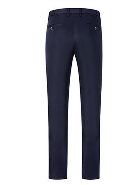 圣得西男装2020春季新款黑色西裤男韩版商务正装职业上班西装长裤