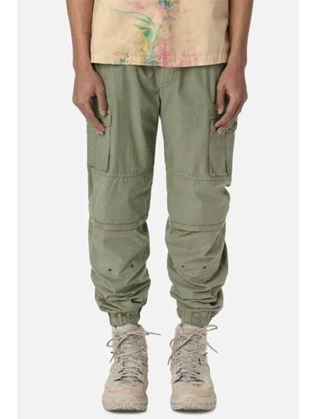 John Elliott国际品牌品牌2020春夏重工业工装裤