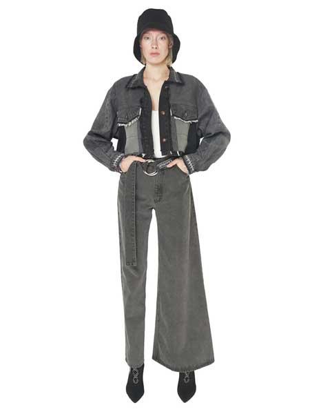 Ksenia Schnaider国际品牌品牌2020春夏个性套装