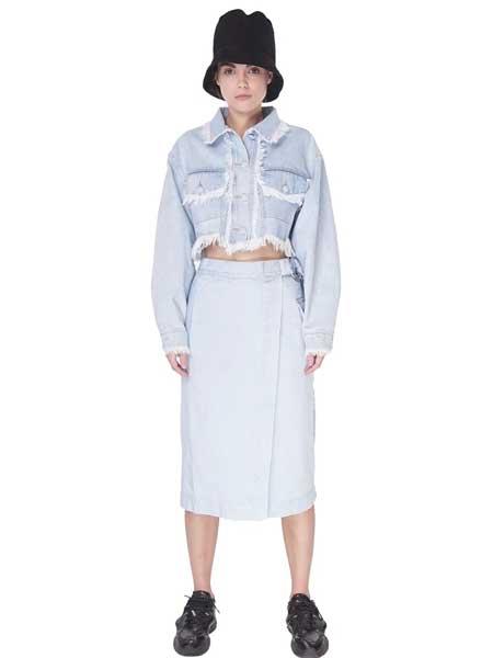 Ksenia Schnaider国际品牌品牌2020春夏时尚半身裙