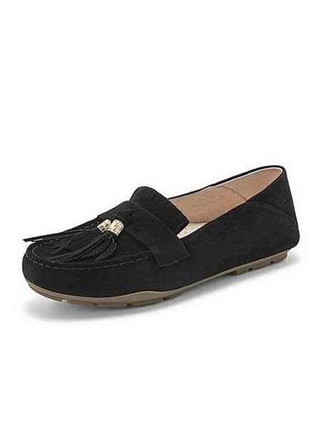 Hush Puppies暇步士鞋帽/领带品牌2020春夏平底百搭系带板鞋小白鞋女休闲软皮鞋